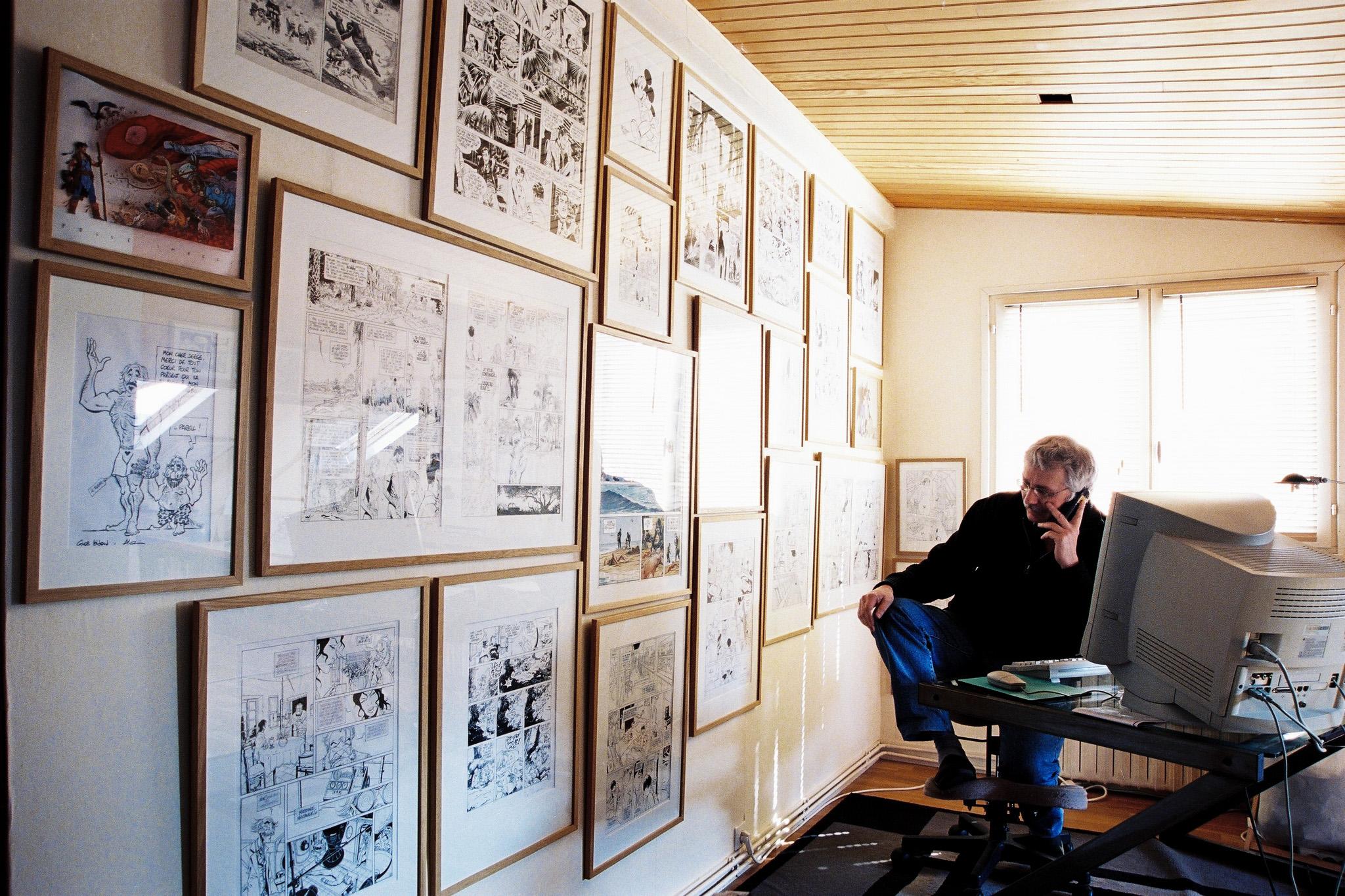 Serge Le Tendre - photo damien Journée